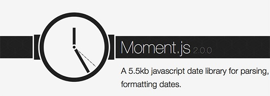 Moment-js-JavaScript-Date-library