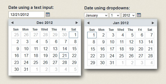 minical-Lightweight-Datepicker-Plugin