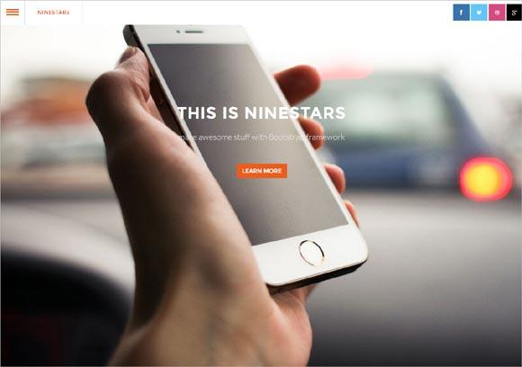 ninestars-free-bootstrap