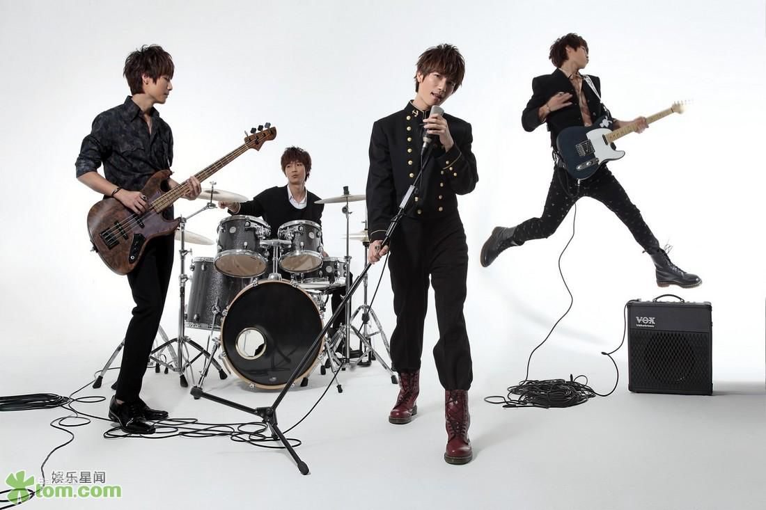 2010演唱会宣传图