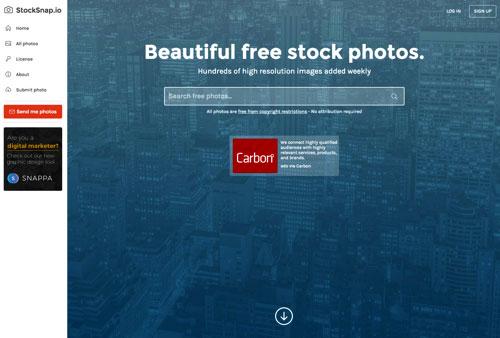 14个高清图片网站