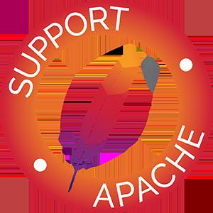 支持Apache!