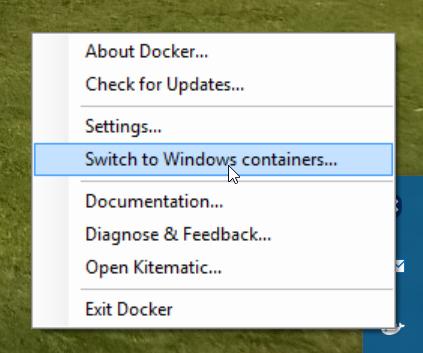 Windows 容器