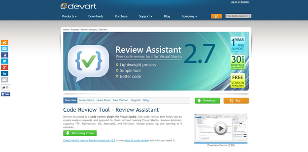 review assistant